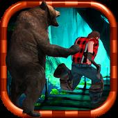 Danger Runner 3D Bear Dash