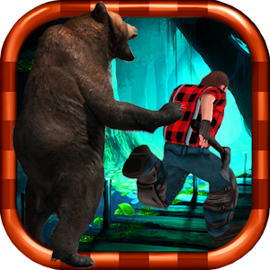 Danger Runner 3D Bear Dash for PC and MAC