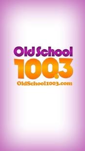 WRNB Old School 100.3 - screenshot thumbnail