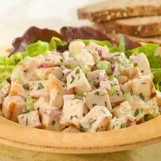 Chicken Salad With Italian Dressing Recipes.
