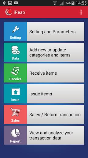 iReap POS 販売時点情報管理 Lite
