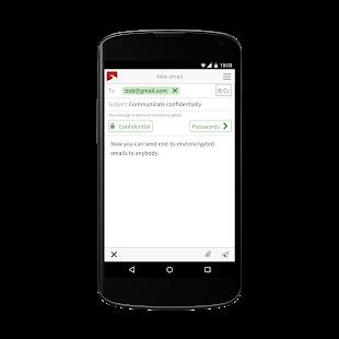 Tutanota: simply secure emails Screenshot 4