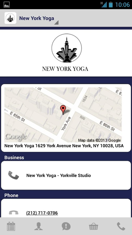 New York Yoga - screenshot