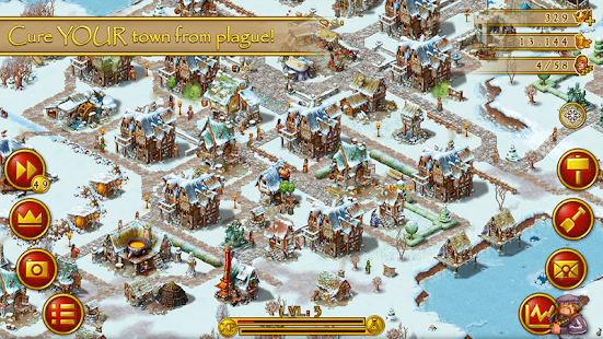 Townsmen Premium - screenshot thumbnail