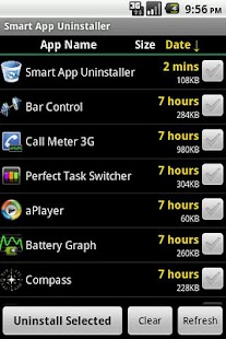 Smart App Uninstaller - screenshot thumbnail