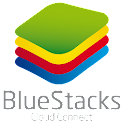 BlueStacks Cloud Connect logo