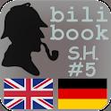 Sherlock Holmes #5 eng/ger pro logo