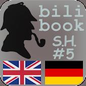 Sherlock Holmes #5 eng/ger pro