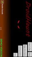 Screenshot of DroidHaunt DEMO