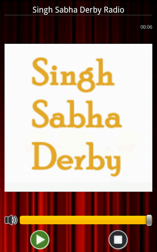 Singh Sabha Radio Derby