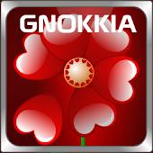 GOSMS  Valentine Theme Gnokkia