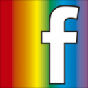 MySocialColor Facebook themes mobile app icon