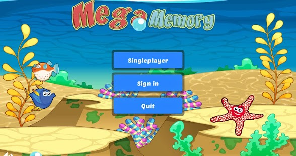 Mega Memory for Kids - screenshot thumbnail