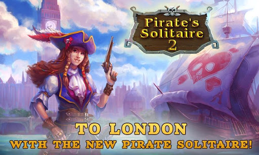 Pirate's Solitaire 2 Free