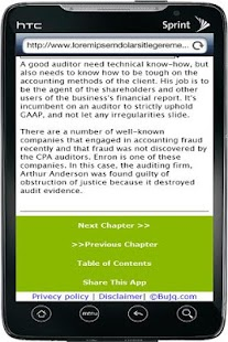 Accounting Careers - 2013 - screenshot thumbnail