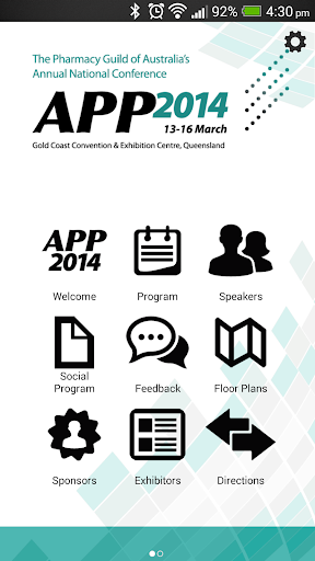 APP Conference 2014