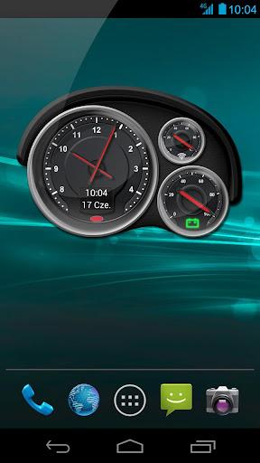 Car Widgets - Bugatti Veyron