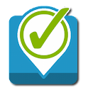 Simple Checkin for Foursquare logo