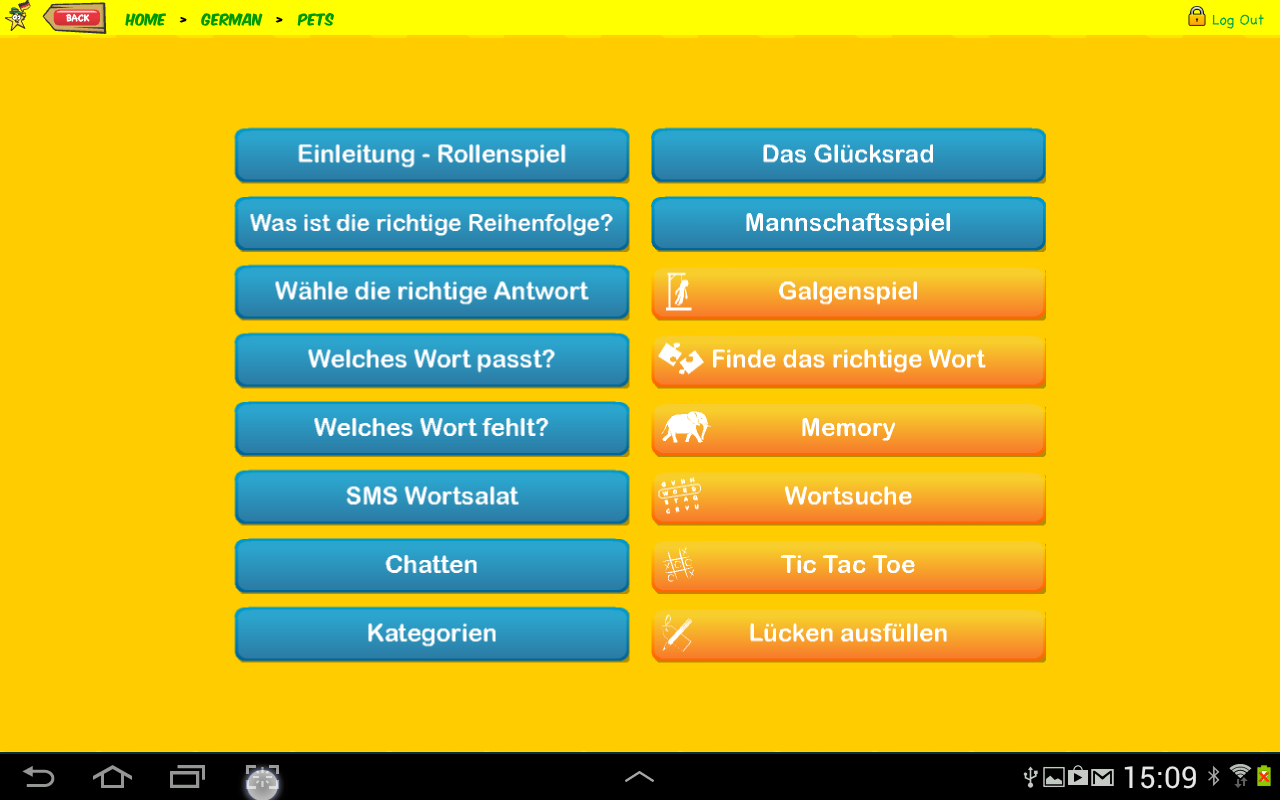 Linguascope Intermediate Android Apps On Google Play