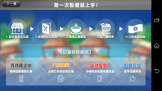 i台灣點餐APP screenshot 3
