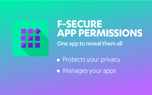 F-Secure App Permissions