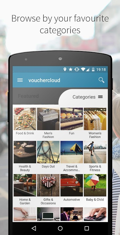 vouchercloud- screenshot