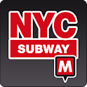 New York Subway AR logo