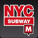New York Subway AR logo