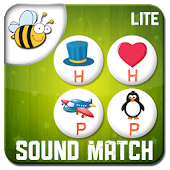 Phonics Sound Match Game Lite