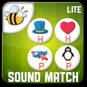 Phonics Sound Match Game Lite