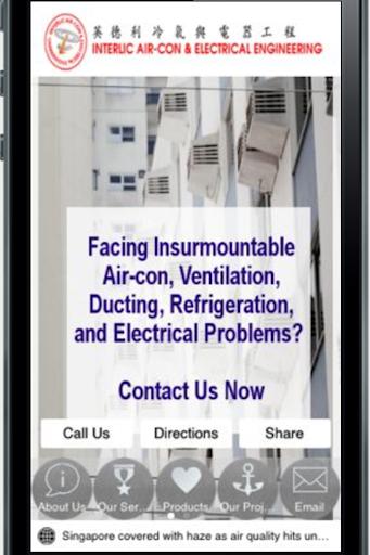 Interlic Air-con Electrical