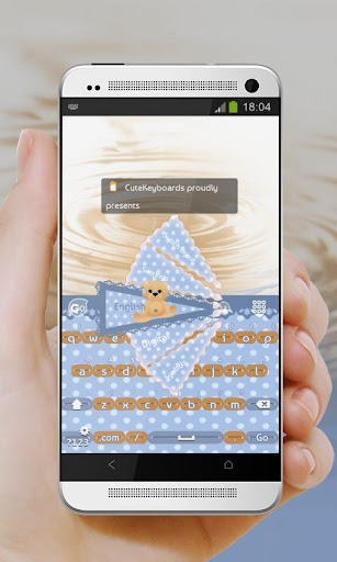 玩個人化App|玩具熊 GO Keyboard免費|APP試玩