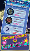 Screenshot of Kuma's Fireworks Puzzle!