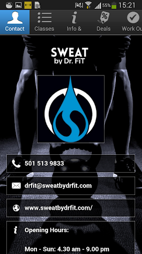 SWEAT by Dr. Fit