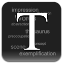 Thesaurus icon