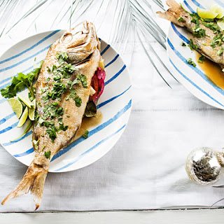 Whole Snapper Recipe