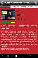 Screenshot of Adobepedia