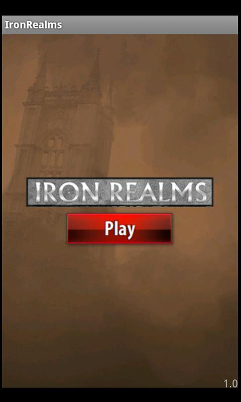 Iron Realms- screenshot