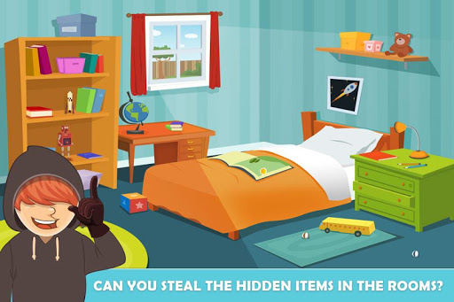 【免費冒險App】Can You Steal It: Secret Thief-APP點子