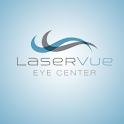 LaserVue logo