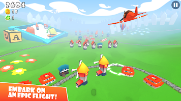 Screenshot of Toy Bomber
