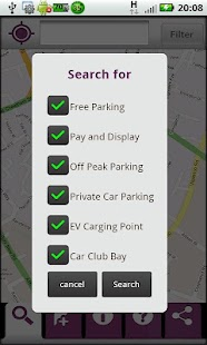 ParkNearby screenshot