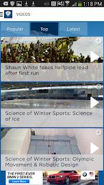 NBC Olympics Highlights Screenshot 2