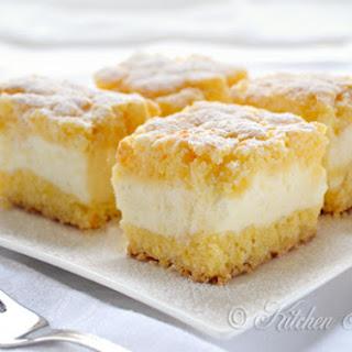 Cottage Cheese Pie.