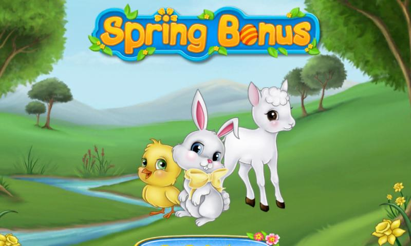 Spring Bonus - screenshot