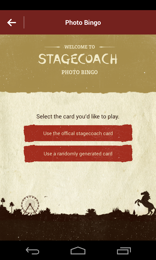Stagecoach Festival 2013 - screenshot
