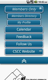 Colorado Springs Cycling CSCC- screenshot thumbnail