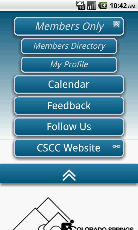 Colorado Springs Cycling CSCC- screenshot