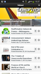 Seleani- screenshot thumbnail