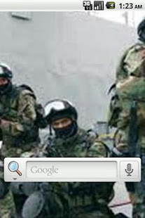 Navy Seals Live Wallpaper- screenshot thumbnail